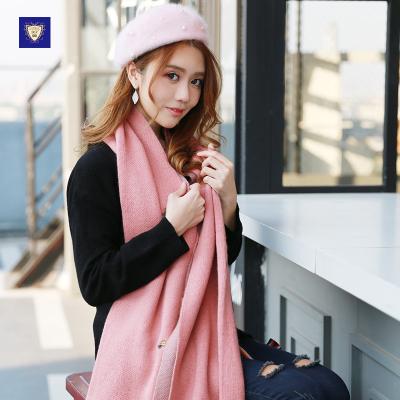 御勋 韩国绣菠萝款时尚潮流围巾 YX125