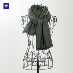 御勋 羊毛人字纹款时尚潮流围巾 YX126