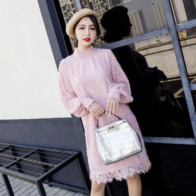 2018年春季新品 蕾丝连衣裙 8850