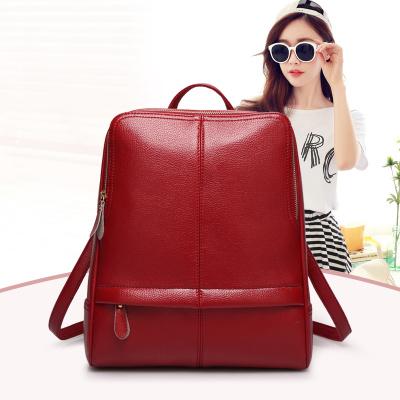 欧峻多芬妮 时尚清新韩版潮流简约两用手提双肩包 A168811