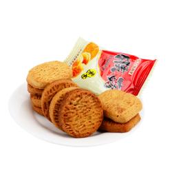 猴头菇酥性饼干早餐代餐饼干年货480g