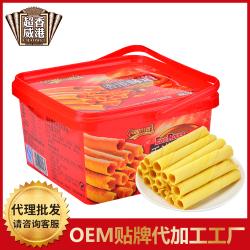 香港味道蛋卷王308g