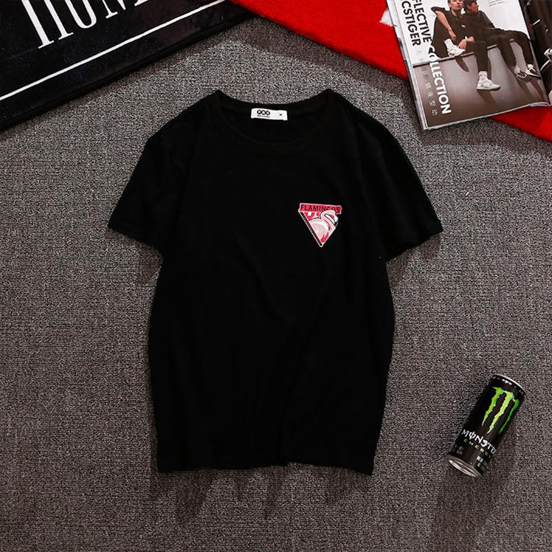 瓦费熊 火烈鸟短袖T恤 W150...