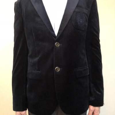 【商场专供】【华度仕】【原价165,现价147】华度仕 冬季新款保暖时尚男士西服31508
