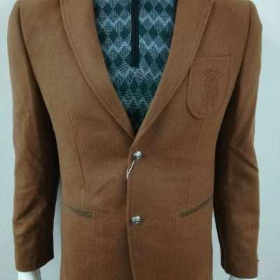 【商场专供】【华度仕】【原价165,现价147】华度仕 冬季新款保暖时尚男士西服31501