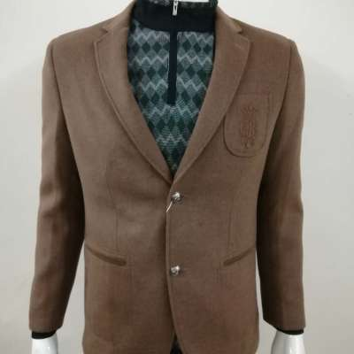 【商场专供】【华度仕】【原价165,现价147】华度仕 冬季新款保暖时尚男士西服31502
