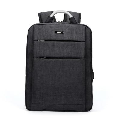 15寸商务电脑包男背包笔记本双肩背包USB充电14寸电脑背包 YL8016BP