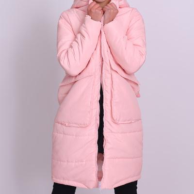萨曼世家 新款羽绒棉服9866
