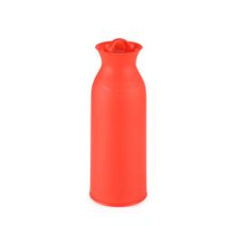 樂程 真空保溫壺便攜保溫瓶熱水瓶暖壺暖瓶450ml