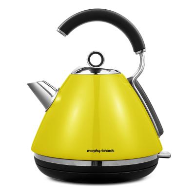 摩飞 好色系列 经典电热水壶纪念款黄色 MR7456