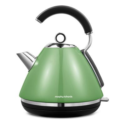 摩飞 好色系列 经典电热水壶纪念款绿色 MR7456
