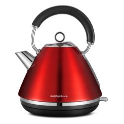 摩飞 好色系列 经典电热水壶纪念款红色 MR7076A