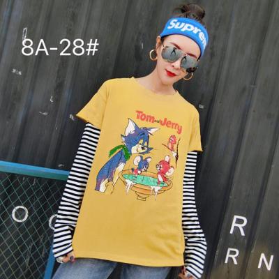优衣彩 时尚卫衣女8A-28#