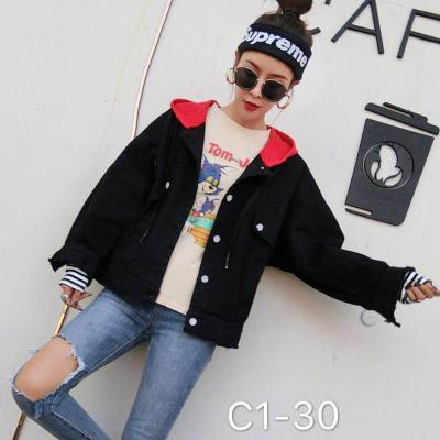 优衣彩 时尚卫衣女C1-30#