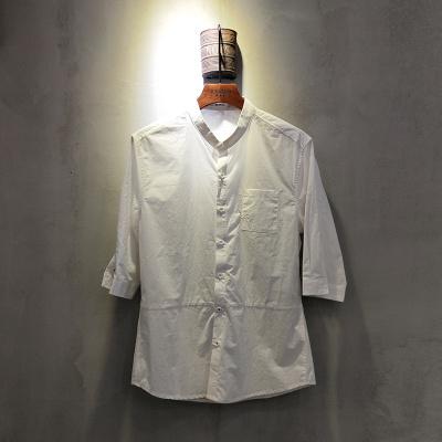 圣达伦 2018年春夏款上新时尚新款男士衬衫1922