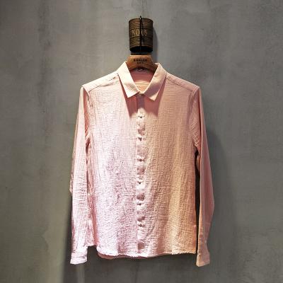 圣达伦 2018年春夏款男士衬衫修身1937