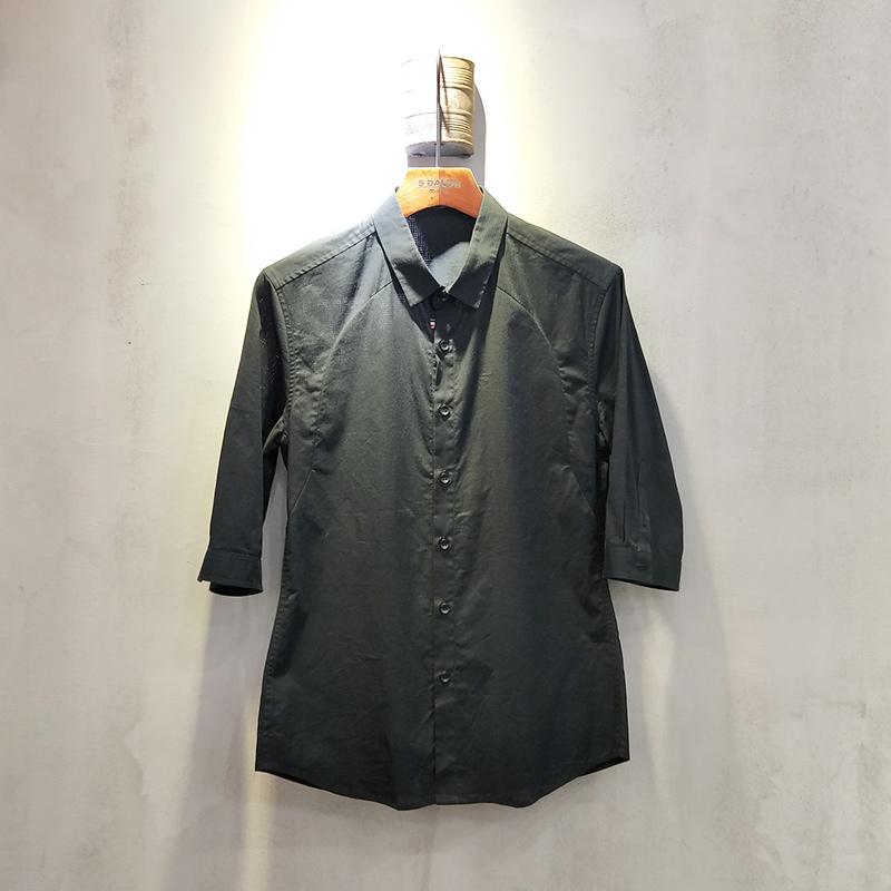 圣达伦 2018年春夏款男士衬衫a1888...