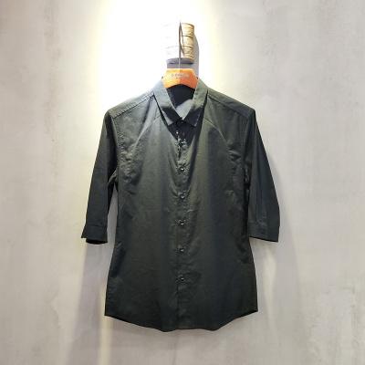 圣达伦 2018年春夏款男士衬衫a1888