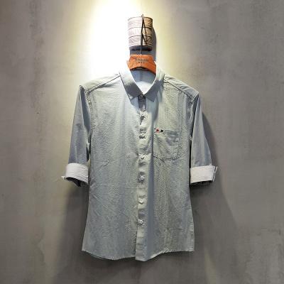 圣达伦 2018年新款上新时尚新款衬衫A1896