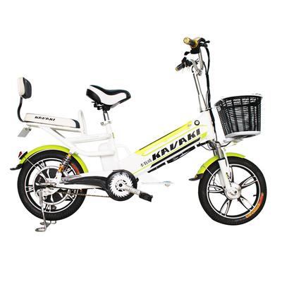 卡瓦崎KAVAKI 锂电自行车 辉煌一号
