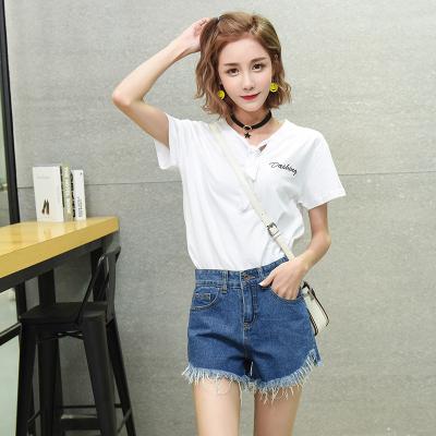 依赖 2018新款韩版潮流时尚牛仔短裤 286#