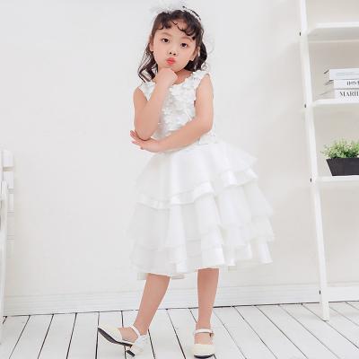 兔力丝 2018新款韩版女童连衣裙 RR035