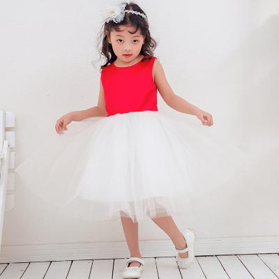 兔力丝 2018新款韩版女童连衣裙 RR037