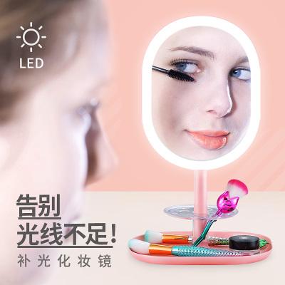 蓝硕 智能补光LED化妆镜