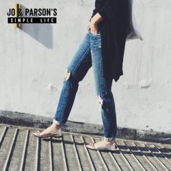 森海  2018新款城市芭蕾平底单鞋女 219-5