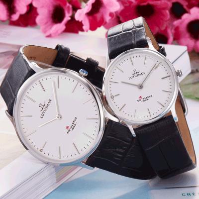 罗蒂诗蔓情侣手表一对时尚简约防水手表男女轻薄潮流手表103