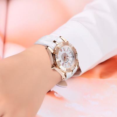 罗蒂诗蔓品牌手表正品时尚高档石英防水腕表女表158