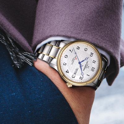 罗蒂诗蔓品牌手表正品时尚高档石英防水腕表男表503