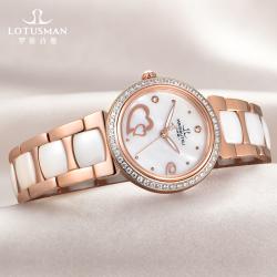 罗蒂诗蔓品牌手表正品时尚高档石英防水腕表女表903