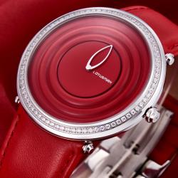 罗蒂诗蔓品牌手表正品时尚高档石英防水腕表女表983