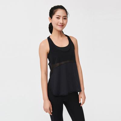 YOMANIGA 假两件背心运动半胸运动瑜伽套装 CWP0051