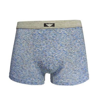 【9.9包邮秒杀】纽英龙 男士印花平脚裤 9603-2  (尺码备注发:XL、2XL、3XL)