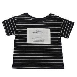 【9.9包邮限量秒杀】奥祺 贴布短袖T恤 GK-1820101 (颜色尺寸备注发)