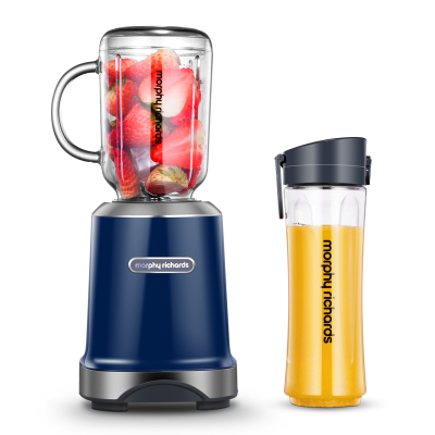 MORPHY RICHARDS/摩飞电器 MR9500摩飞便携榨汁机家用果汁榨汁杯梅森杯升级款