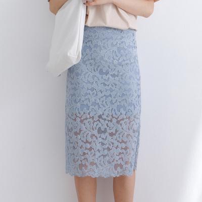 BLISS VALLY 蕾丝半身包裙 H0121