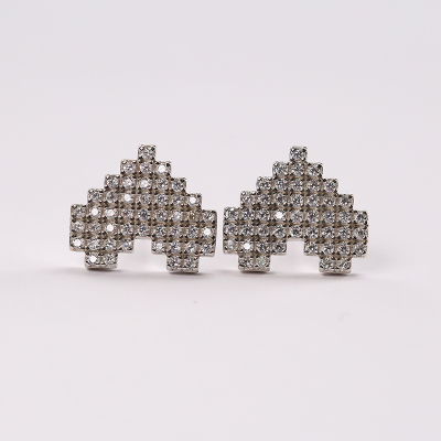 亿钻珠宝 耳环 EDL5715
