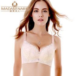 Madam-Narf/纳芙夫人 2018年新品舒适聚拢托举大胸内衣 NX116