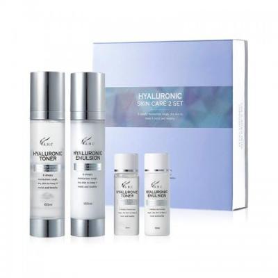 【8809509189603】A.H.C Hyaluronic Skin Care 2 Set 神仙水乳套装
