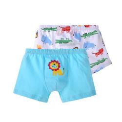 儿童内裤 男童纯棉平角内裤 宝宝内裤 2条装