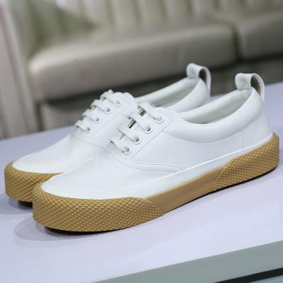 艾秀姿 时尚休闲小白鞋 C1617-1