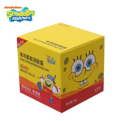 海绵宝宝海洋亲肤润肤霜35g HMET116-1