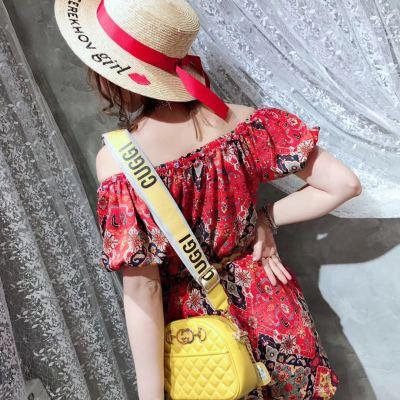 NO.1高端女装品牌2018新款夏连体套装#002