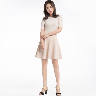 【限时限量秒杀】2018新品圆领短裙套装(Y&M18SSET001)