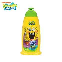 海绵宝宝 海洋滋养洗发沐浴二合一420g HMET203