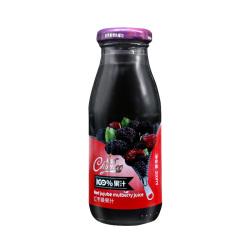 紫美 100%果汁红枣桑果汁