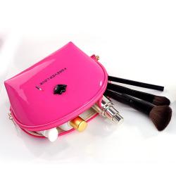 韩国 糖果色 化妆包 可爱 收纳包 便携 防水 旅行 洗漱包 bag093